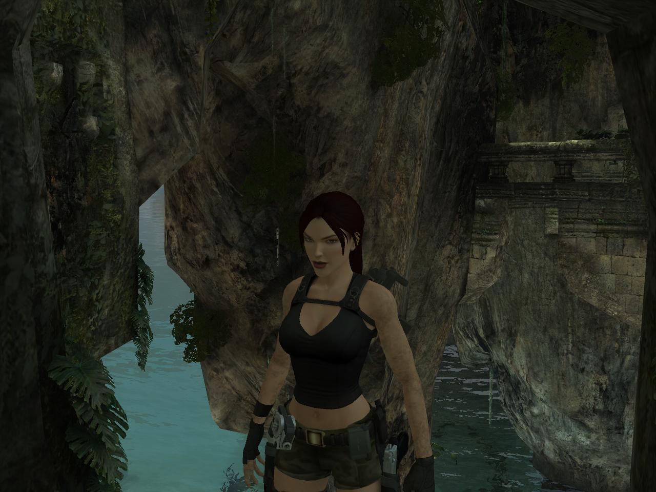 Tomb raider angel of darkness nude patch porn photo