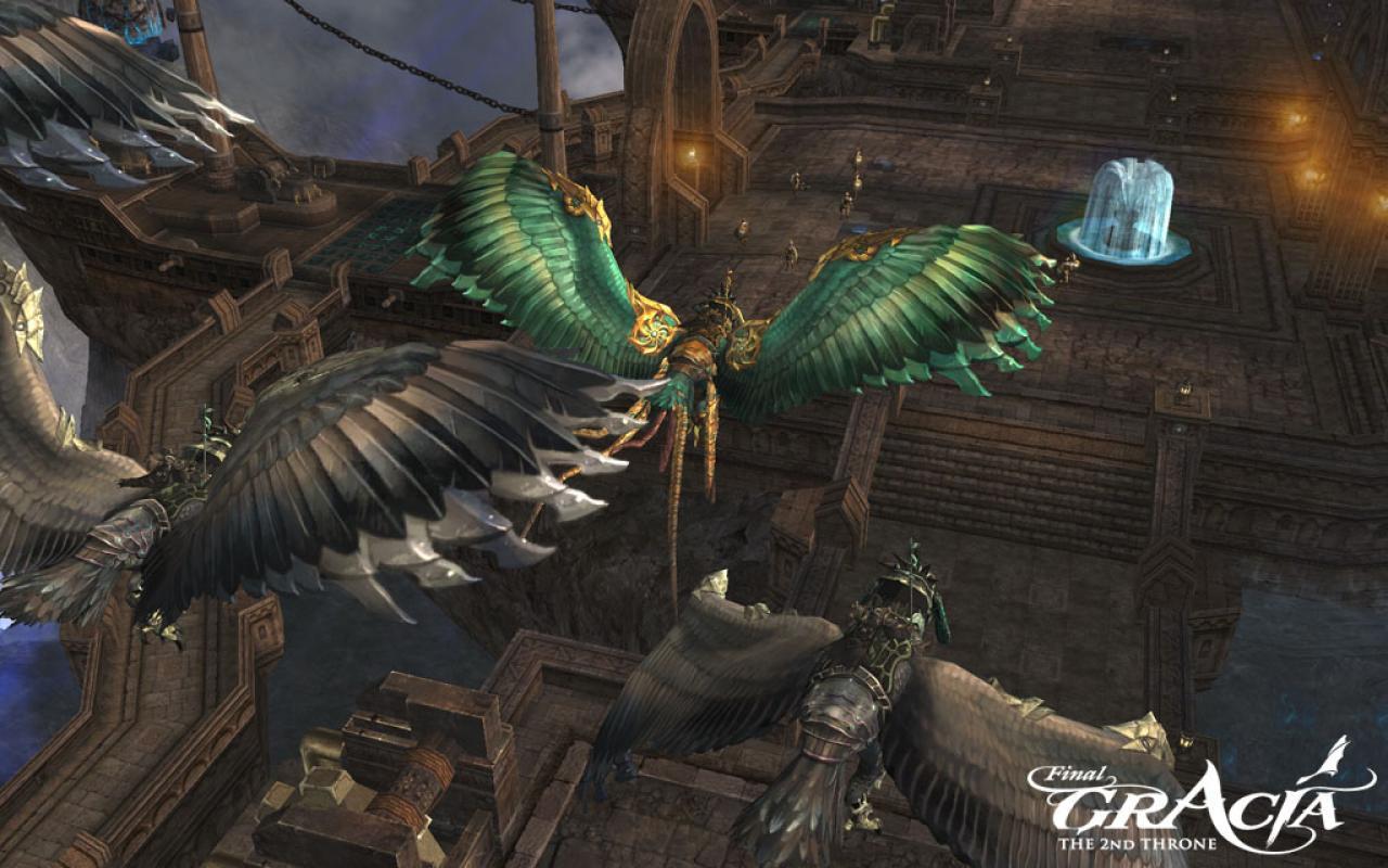 Lineage II Gracia Epilogue - на сегодняшний день эта игра является самым