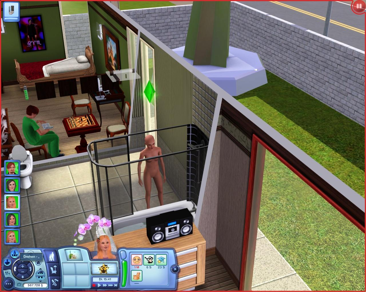 Sims 2 naked sims cheat sexy videos