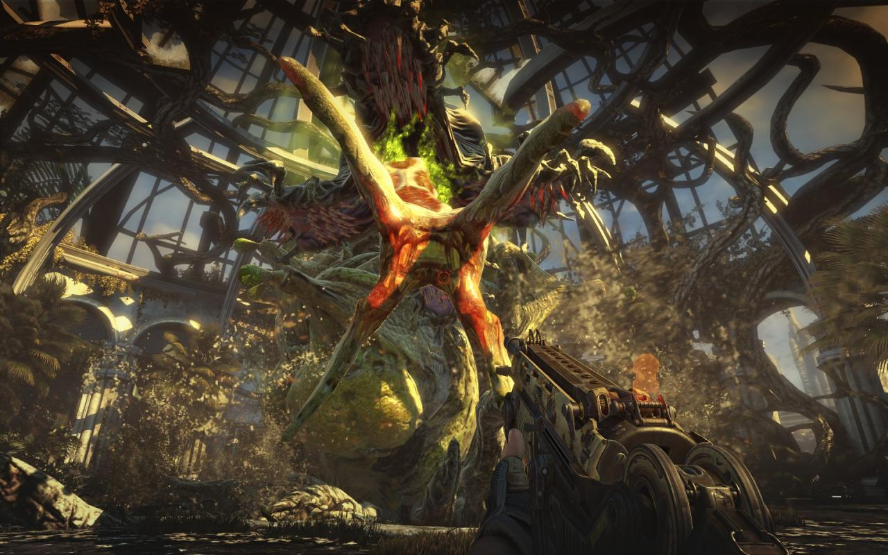 [12/05/10] Alle Screenshots zu Bulletstorm.