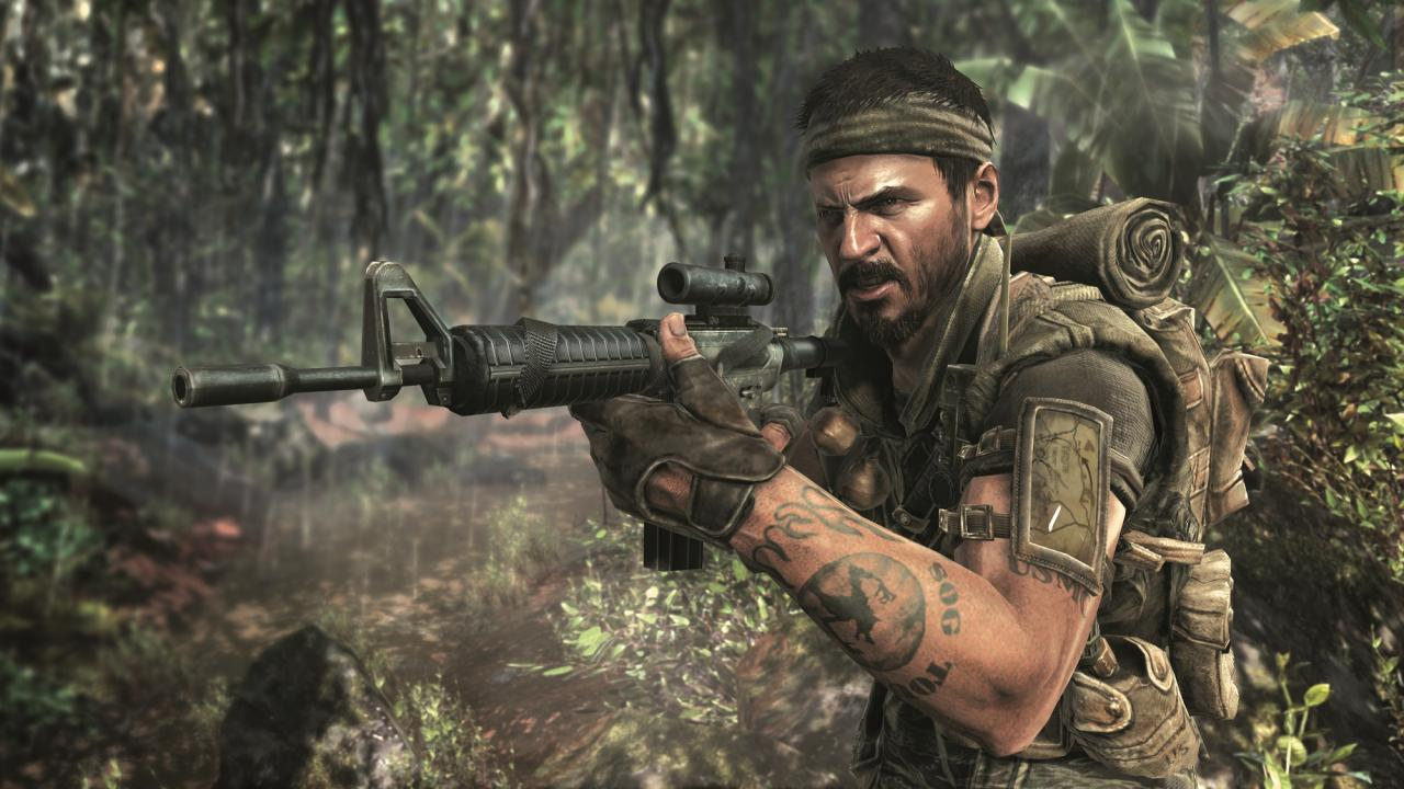 [28/05/10] Alle Screenshots zu Call of Duty 7: Black Ops.