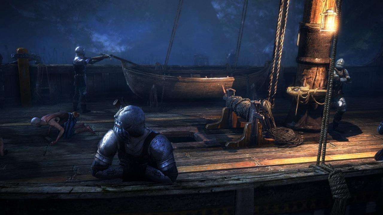 [22/05/10] Alle neuen Screenshots zu The Witcher 2 in der Bildergalerie, inklusive E3-Update. (1)