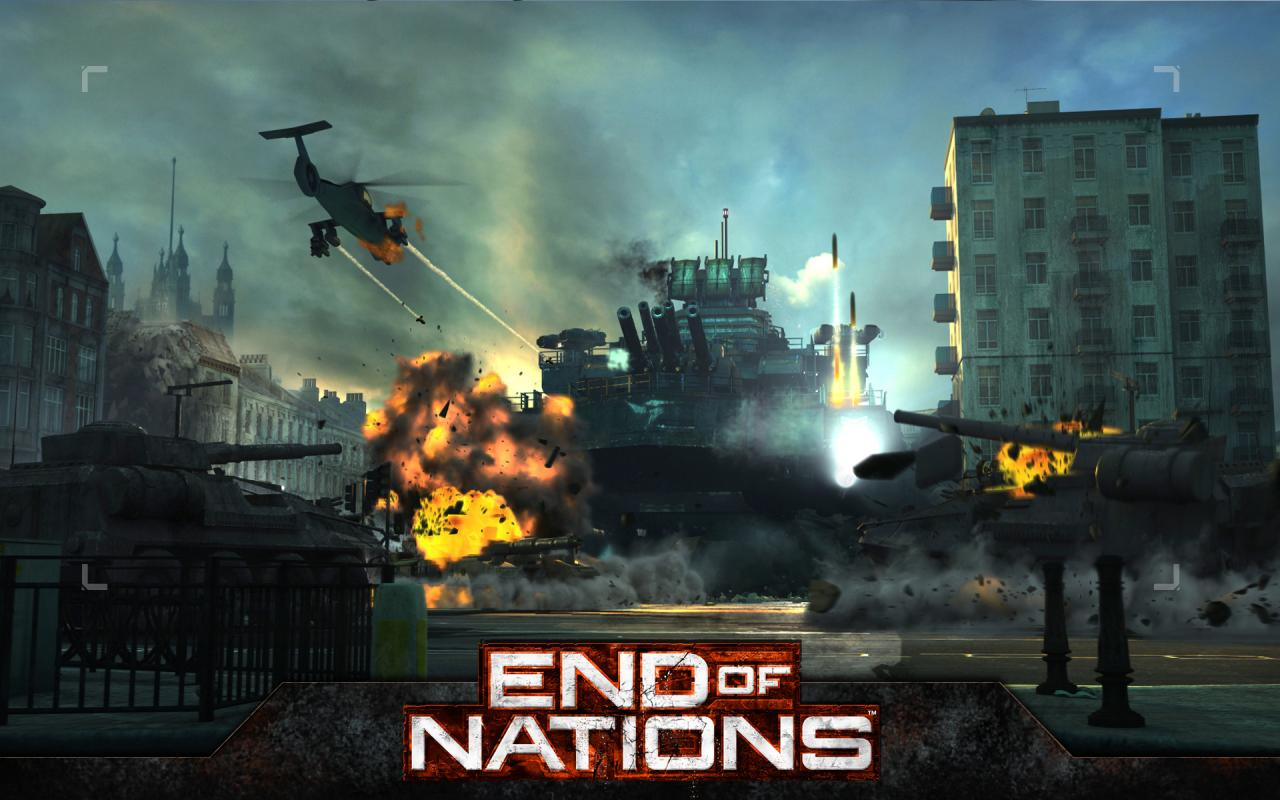[30/06/10] Wallpaper zu End of Nations.