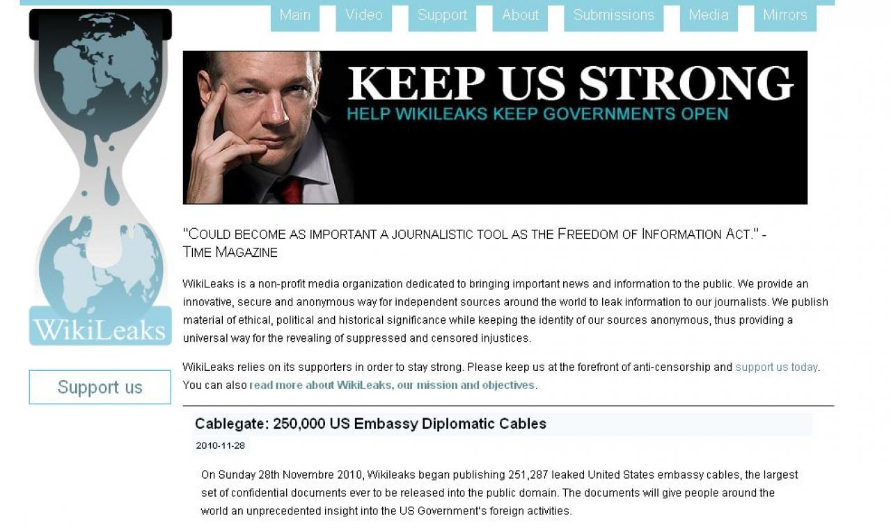 ethical view on wikileaks Julian assange defends wikileaks on historical or ethical importance and as well as from geopolitical insiders who view assange as playing handmaiden.