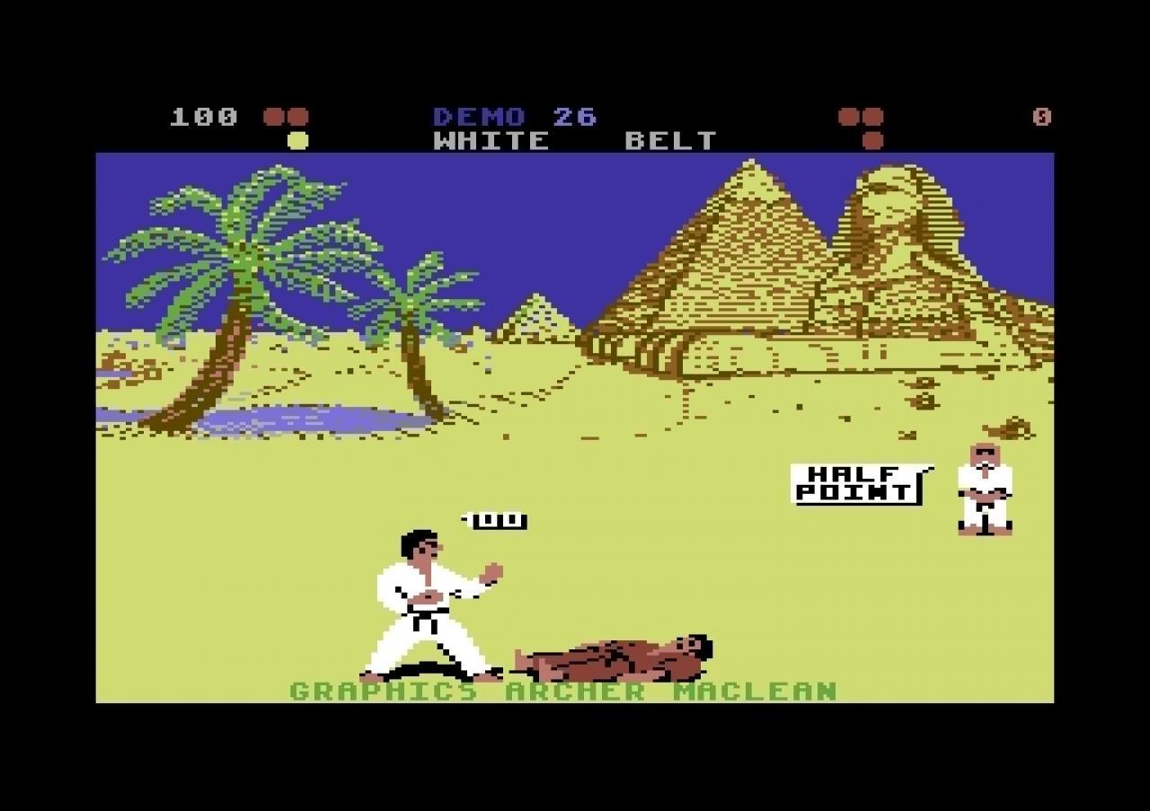 die besten c64 spiele