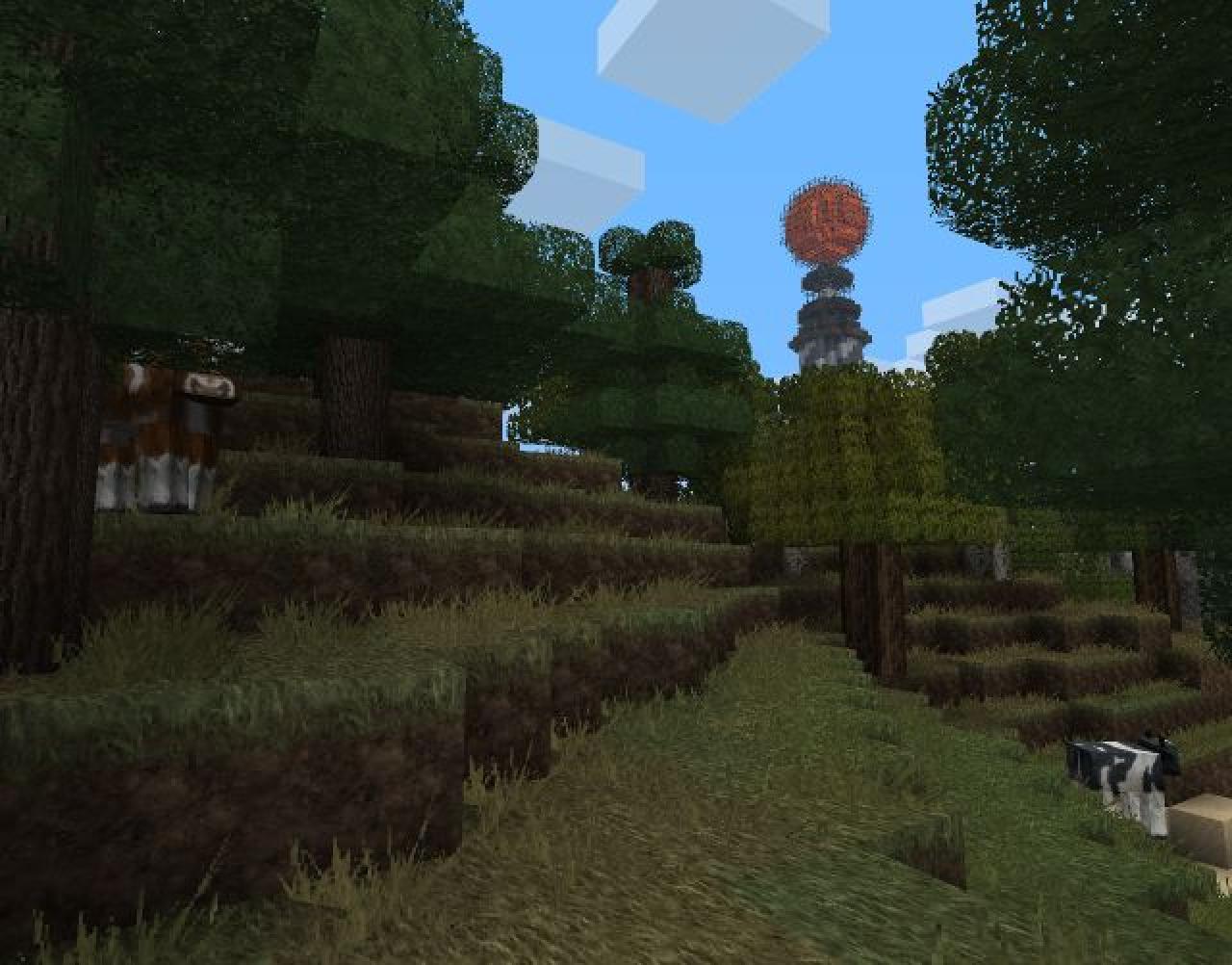 Самый красивый текстур пак в minecraft 1 5 2 12 фотография