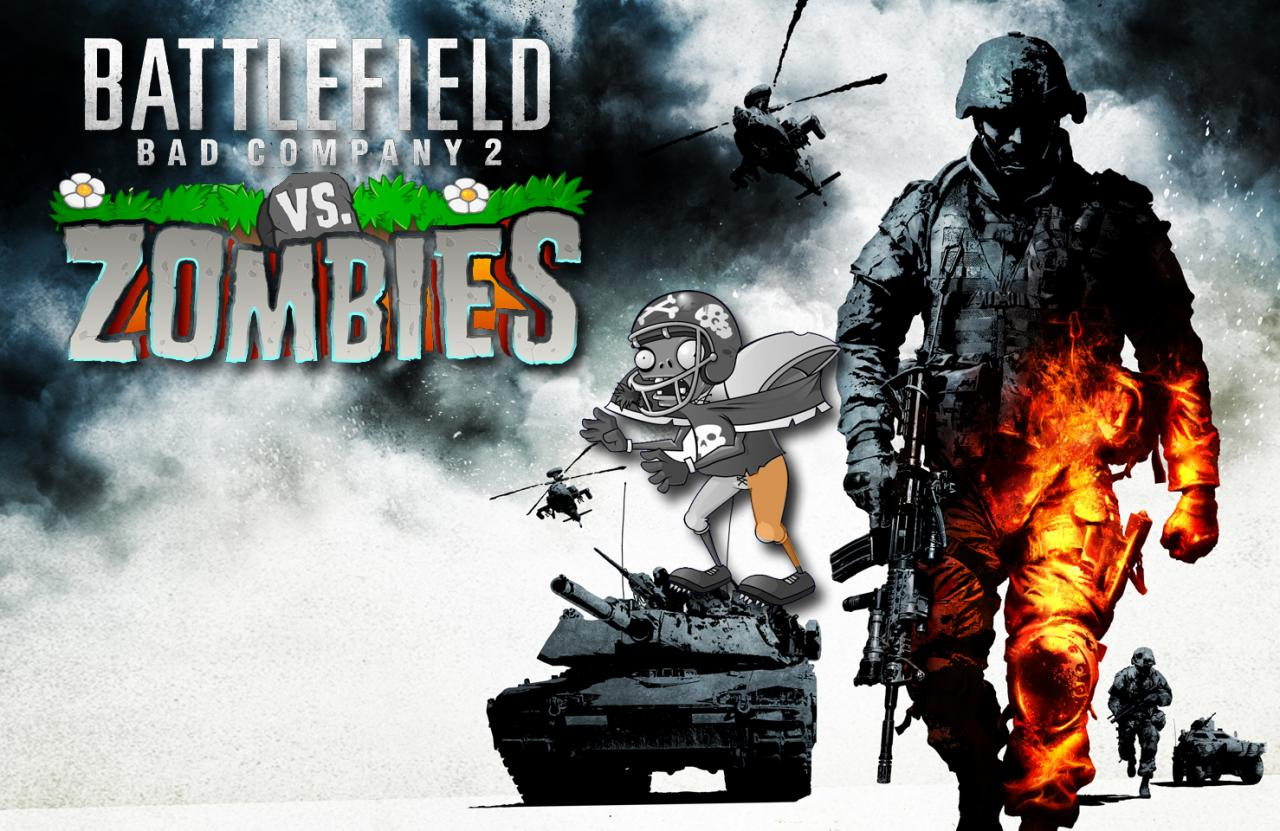 [13/07/11] Ein Zombie-Modus in Battlefield: Bad Company 2 oder Battlefield 3? Hat hier irgendjemand Call of Duty gesagt?
