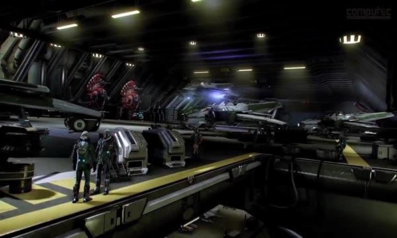 Pacific Strike, Starlancer - Die Spiele des Wing Commander-Erfinders