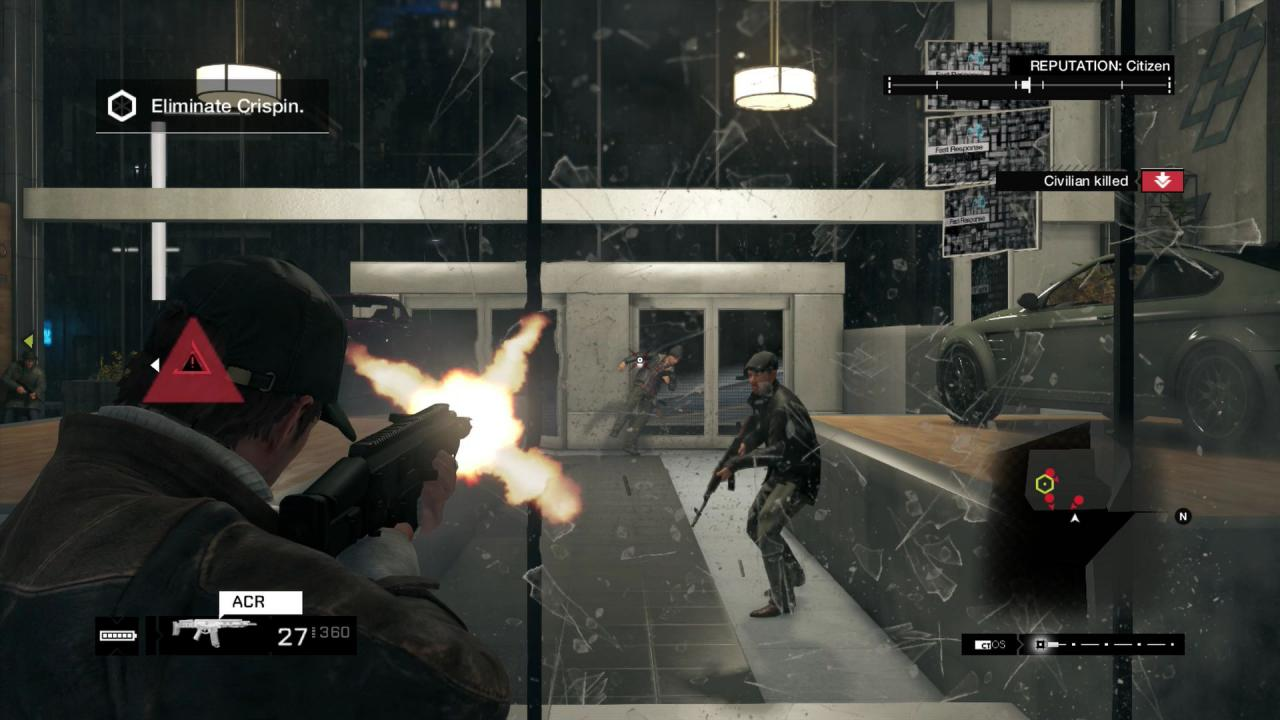 Watch Dogs   Player Coop