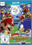 Cover zu Mario & Sonic at the Rio 2016 Olympic Games
