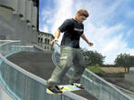 In den USA augeliefert: Tony Hawk's Pro Skater 4.