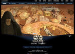 Die neue Star-Wars-Galaxies-Website