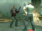 Screenshots aus The Matrix Online