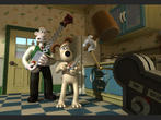 Screenshots aus Wallace & Gromit: Grand Adventures.