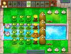 Screenshot zu Plants vs. Zombies.