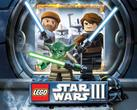 E3-Trailer zu Lego Star Wars 3: The Clone Wars.