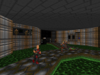 Hier seht ihr Screenshots aus der Modifikation Doom: The Way id Did. (1)