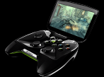 CES 2013 Highlights: Die mobile Spielekonsole Nvidia Shield.