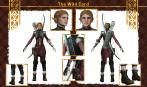 Dragon Age: Inquisition - Sera im Character-Kit.