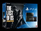 PS4 im The Last of Us Remastered-Bundle.