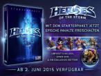 Heroes of the Storm im Starterpaket.