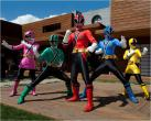 """Power Rangers - Samurai"" (2011)"