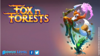 Bonus Level Entertainment startet eine Kickstarter-Kampagne für Fox n Forests.