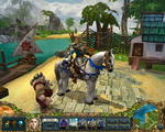 Screenshot zu King's Bounty: The Legend - 2007/04/battlelord2.jpg