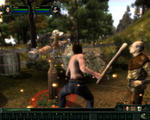 Screenshot zu Grotesque: Heroes Hunted - 2008/06/Grotesque_Training.jpg