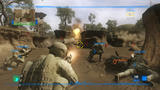 Screenshot zu Tom Clancy's Ghost Recon: Advanced Warfighter 2 - 2007/02/GRAW2_Hideout_Ditches_04.jpg