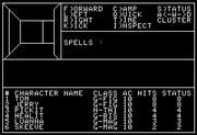 1981: Wizardry zeigte Dungeons aus Strichen, farblos, kantig. Aber man konnte sich frei bewegen. Aus diesem Minimalismus erwuchsen die XXL-Areale von Might & Magic, Bard's Tale, Eye of the Beholder, AD&D-Rollenspielen.