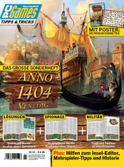 Cover des PC Games Sonderheft zu Anno 1404: Venedig