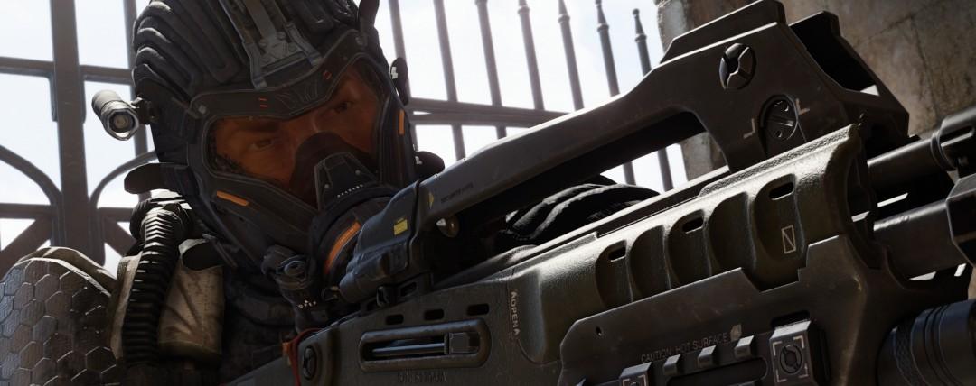 IX ist eines der Zombie-Szenarios aus Call of Duty: Black Ops 4.