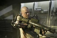 Matt Damon ('Max') in Sony Pictures' Elysium.