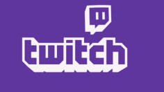 Twitch: Logo des Streaming-Dienstes