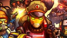 Test-Rückschau: Steamworld Heist