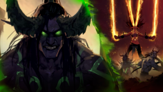 WoW Harbingers: Illidan