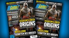 Cover und App-Cover der PC Games 09/17