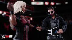 WWE 2K19: Der Entrance von Demon Finn Bálor im Video