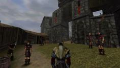 Die ersten beiden Gothic-Spiele (im Bild Teil 1 aus dem Jahr 2001) des deutschen Studios Piranha Bytes sind bei Rollenspiel-Fans Kult.