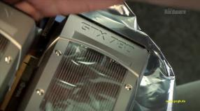 Unboxing Nvidia Geforce GTX 780