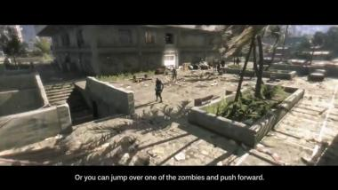 "Dying Light: Entwickler-Video ""Natural Movement"""