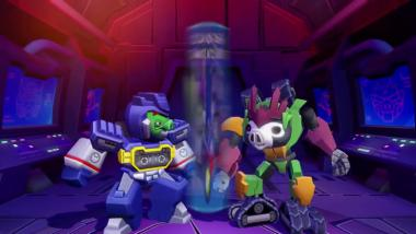 Angry Birds: Transformers - Trailer mit vielen Gameplay-Szenen