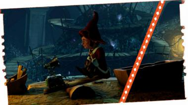 The Book of Unwritten Tales 2: Tolles Adventure-Sequel im Test-Video