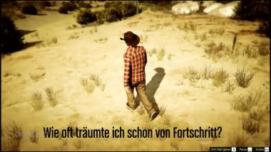 "GTA 5: ""A Million Ways to Cry in the West"" - Kurzfilm der PCG- und play4-Redaktionen"