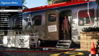 "GTA 5: Rockstar Editor - Making of des Kurzfilms ""A Million Ways to Die in the West"""
