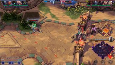 Heroes of the Storm: Videoguide zum Schlachtfeld Tempel des Himmels