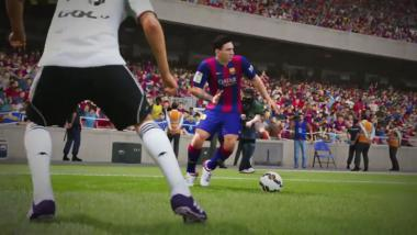 FIFA 16: Das neue No-Touch-Dribblingsystem im Gameplay-Video