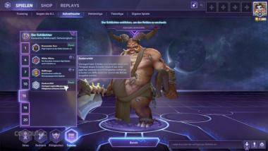 Heroes of the Storm: Der Schlächter im Angespielt-Video