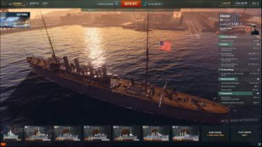 World of Warships: USS Chester - Video-Guide (buffed Shipyard Folge 34)